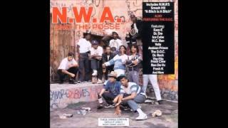 NWA - Fat Girl Feat. Eazy-E & Ron-De-Vu