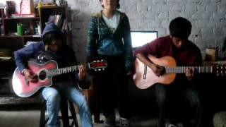 Paramore - brick by boring brick (Acoustic Cover) PERU