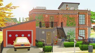 The Sims 2: House Building || The Westside Apartment