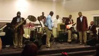 gospel legends patrick united s cd release in olive branch mississippi
