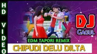 Chupudi delu Dil ta ||Edm Tapori remix by gagul hard bass HD 720p video||