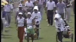 81年 7月JLPGA15戦 熊本中央レディースカップ 森口祐子 優勝.wmv