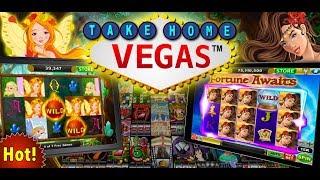 Take Vegas Home! VIP Casino App Slots from Vegas Fun
