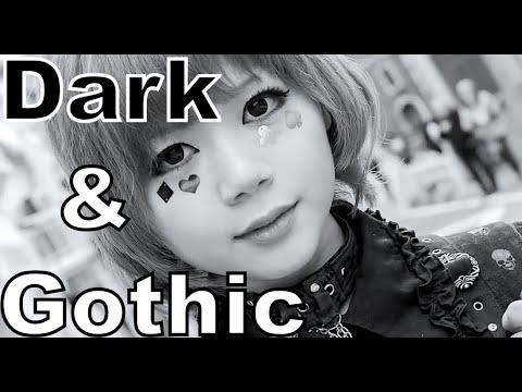 DARK & GOTHIC Street FASHIONS 2015/01 | Kawaii Harajuku Tokyo Japanese | 原宿ゴシックファッションスナッ�/01