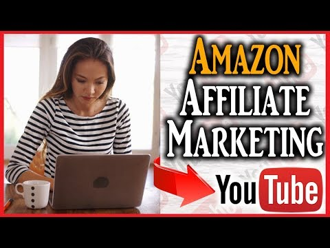 Amazon Affiliate Marketing On YouTube: Step-By-Step For Beginners thumbnail