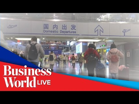 CAB cancels all flights from Wuhan City to PH