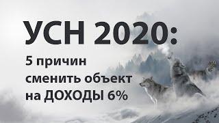Как выбрать объект налогообложения на УСН Доходы или Доходы минус расходы БелыеНалоги2020