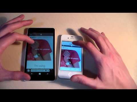 Сравнение: Microsoft Lumia 535 Vs IPhone 4S (HD)