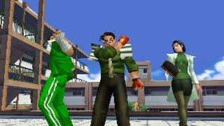 Project Justice nullDC Hideo Kyoko Hayato Arcade Playthrough