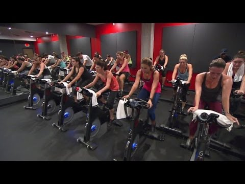 Boutique fitness on the Road