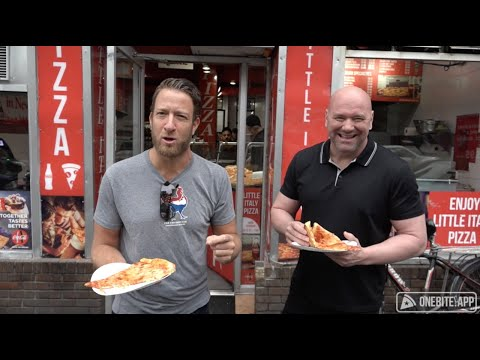 Barstool Pizza Review with Dana White