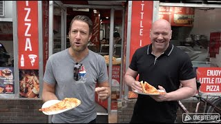 Barstool Pizza Review - Little Italy Pizzeria With Special Guest Dana White