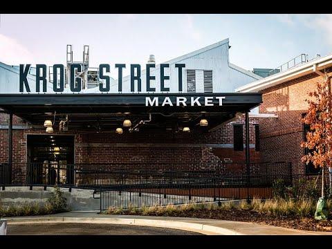 5 things to do at Krog Street Market