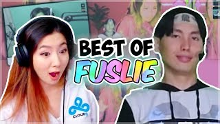 BEST OF FUSLIE #14 - BEST SUB INTERVIEW EVER?