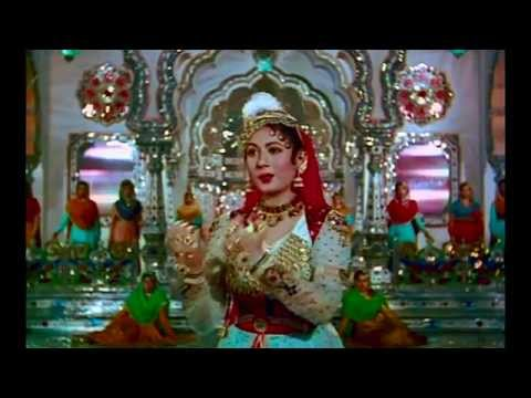 Pyar Kiya To Darna Kya  Mughal-e-Azam 720p HD Song)