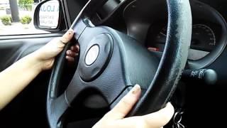 Márcia Pontes - Aulas Práticas - Aluna dominando o volante