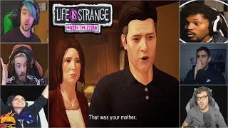 Gamers Reactions To That Was Your Mom Scene END Life Is Strange Before The Storm Episode 2