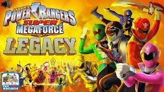 Power Rangers Super Megaforce: Legacy - Evil Doers Beware (Nickelodeon Games)