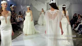 Показ    ANGE ETOILES, Moscow Bridal Weekend 2015   часть 3