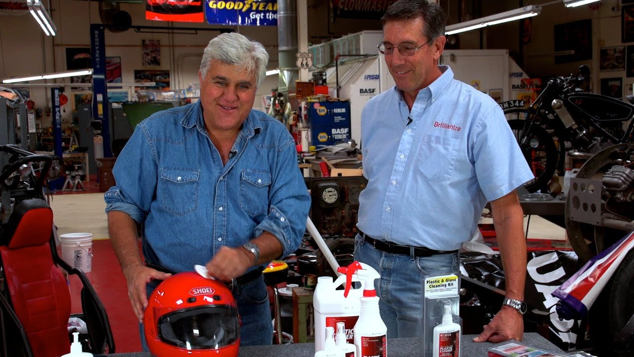 Non-Toxic Cleaners and Polishes - Jay Leno's Garage