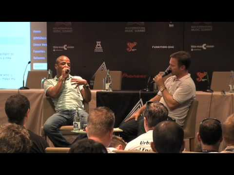 Erick Morillo Keynote Interview at IMS with Pete Tong