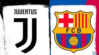 LIVE REACTION CON DEMON. JUVENTUS-BARCELLONA. (CHAMPIONS LEAGUE)