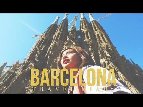 Barcelona: The Travel Diary | Joyce Pring TV