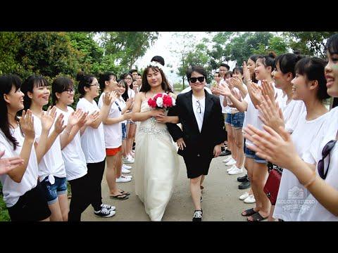 MV KỶ YẾU - 12A1 THPT Tan Lap - Đám cưới Siêu bựa