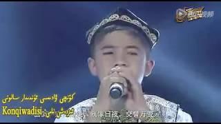 """Уйгурская песня """"Bilim Ishqida"""""""