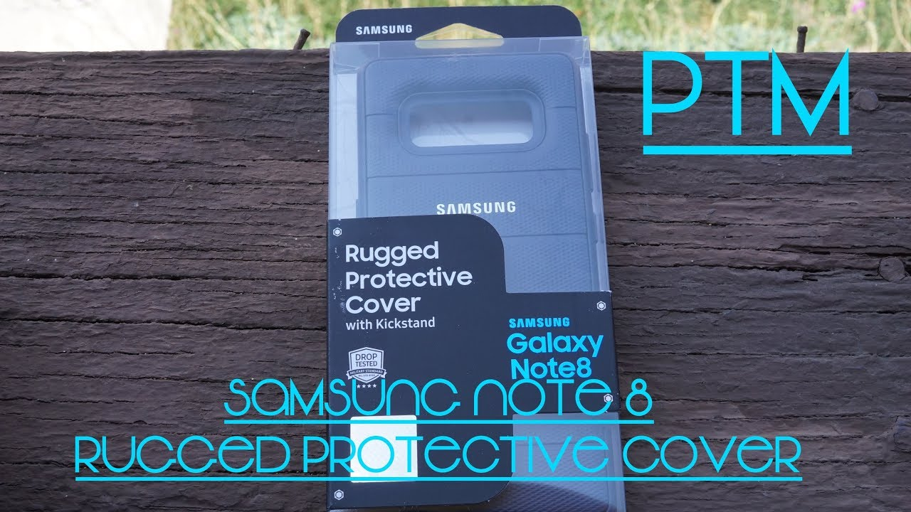 check out 50163 78990 SAMSUNG RUGGED PROTECTIVE COVER FOR THE NOTE 8