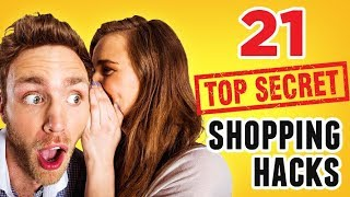 21 Shopping Hacks Store Employees NEVER Tell You (These Will Save You Big $$$!)