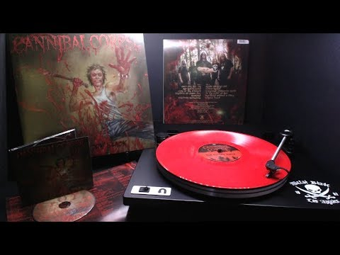 """Cannibal Corpse """" Red Before Black"""" LP Stream"""