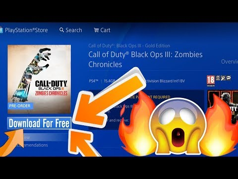 How to get every DLC map and season pass for free on bo3 working 100% (2017)