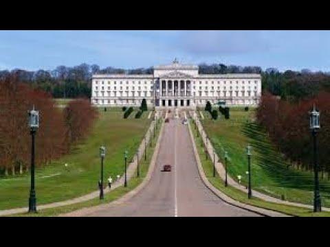 Belfast, Northern Ireland 4K