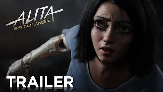Alita: Battle Angel | Bande Annonce #1 Officielle | VF | HD | 2018