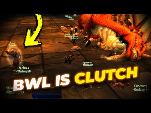 BWL IS CLUTCH | WoW Classic: Funniest Moments (Ep.33)