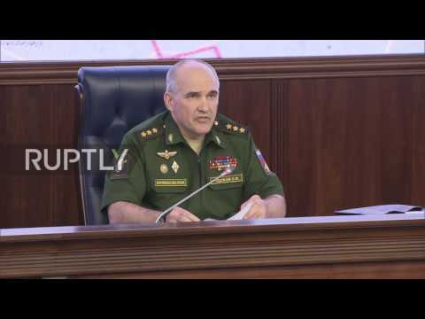 Russia: US-led coalition actions 'obstruct' defeat of IS in Syria - Rudskoi