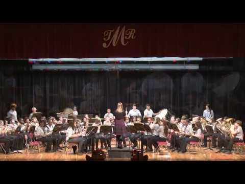 Brewton Middle School Christmas Concert 2016