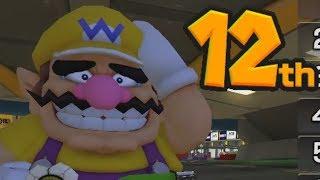 "Mario Kart 8 Deluxe ""Mario Karted"" Fails 4"