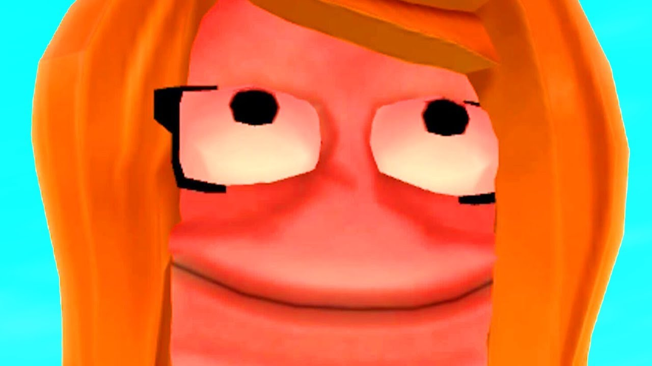 Images Of Roblox Faces Red Cheeks Roblox Girl That You Wish You Could Un See Youtube