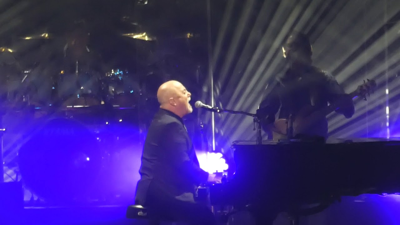 All About Soul Billy Joel Madison Square Garden New York 3 28 18 Youtube