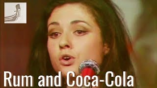 "Gigliola Cinquetti, ""RUM AND COCA-COLA"" 1975 ( HQ original unique on YT )"
