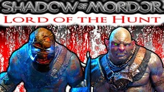 middle earth shadow of mordor lord of the hunt wiping the slate clean