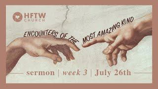 Encountering God's Identity | Sue Yeager (Encounters Of The Most Amazing Kind, Week 3)