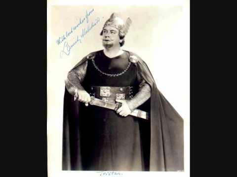 Lauritz Melchior as Siegmund