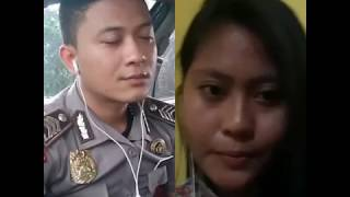 Ademudita Duet dg polisi ganteng @ianaditya