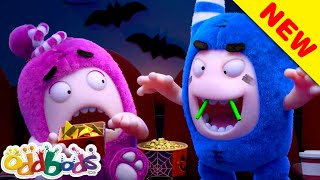 ODDBODS | Spooky Halloween Movie | HALLOWEEN 2020 | Cartoons For Chrildren