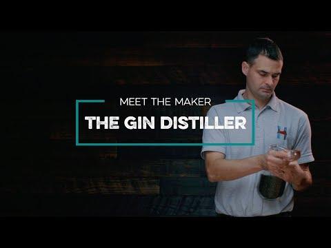 Meet The Maker - The Gin Distiller