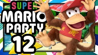 SUPER MARIO PARTY EPISODE 12 ROUTE DES DEFIS : ON DÉBLOQUE DIDDY KONG (NINTENDO SWITCH)