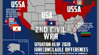 Is America Heading For Another Civil War? (2020)